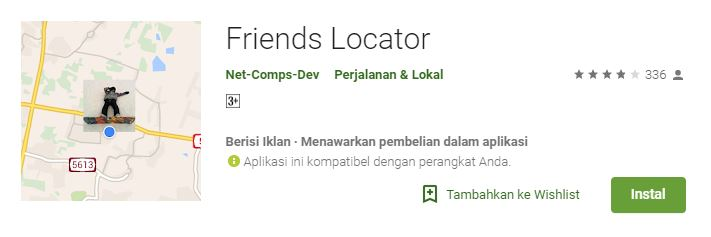 friends-locator