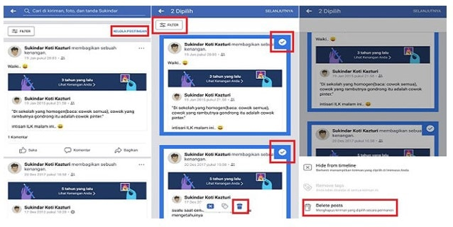 cara-menghapus-semua-status-di-facebook-dari-hp