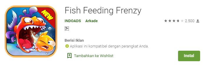 game-ikan-makan-ikan-fish-feeding-frenzy