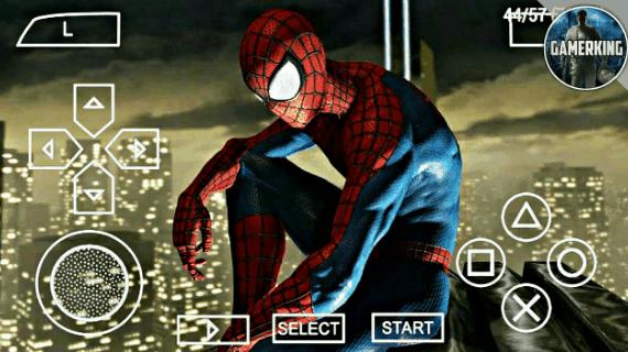 game-psp-terbaik-spider-man-3