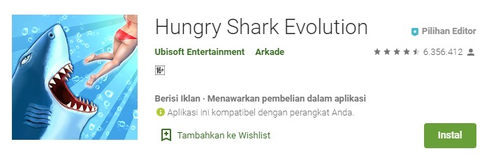 game-ikan-makan-ikan-hungry-shark-evolution