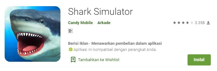 shark-simulator