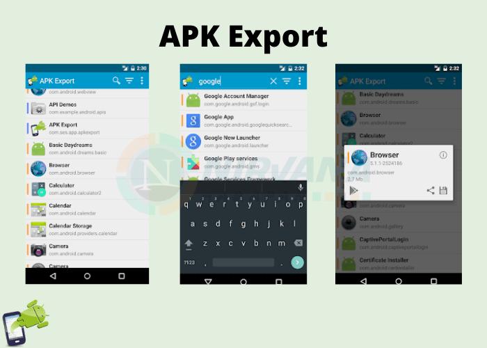 cara mengirim aplikasi lewat whatsapp apk export