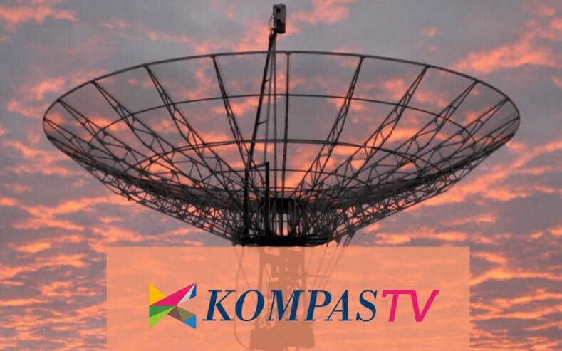 frekuensi kompas tv satelit c band