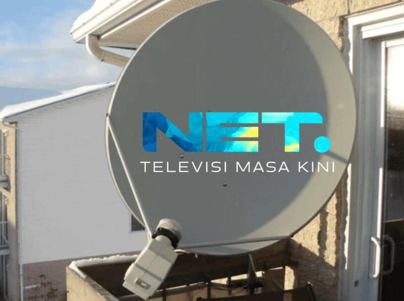 frekuensi net tv satelit ku band